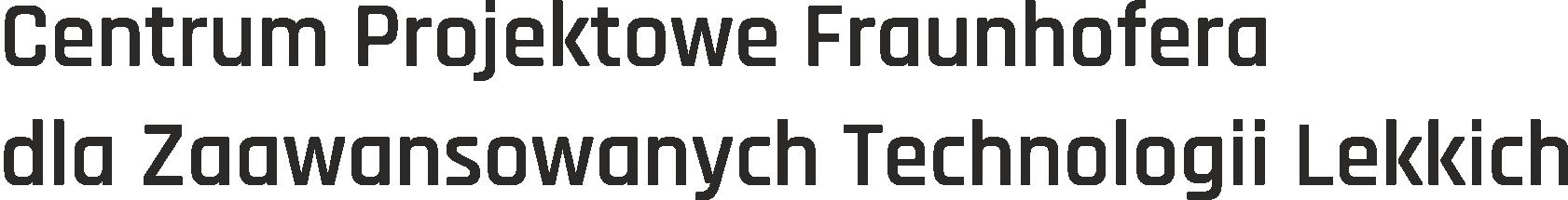 FPC - Centrum Projektowe Fraunhofer
